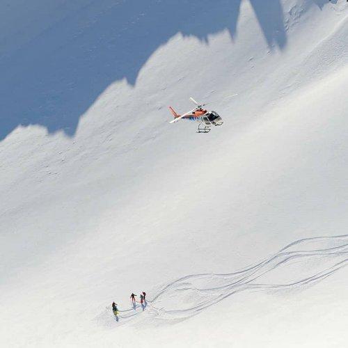 Heli Skiing mit top Bergführern | Lech Zürs Tourismus GmbH