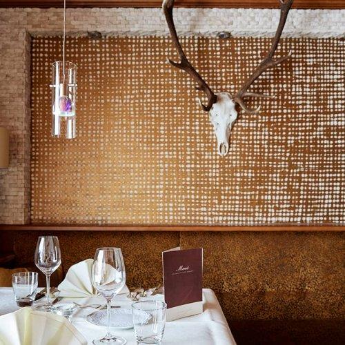 Das Auriga-Restaurant