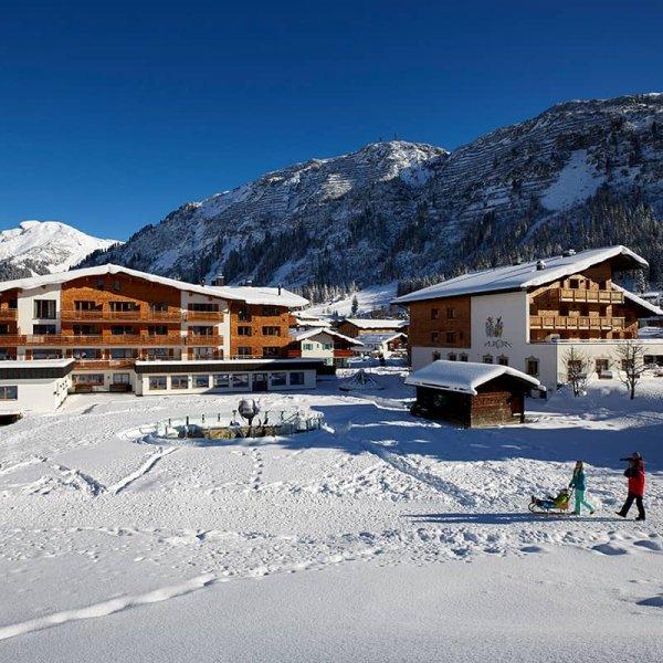 4-Sterne Superior Hotel Auriga in Lech