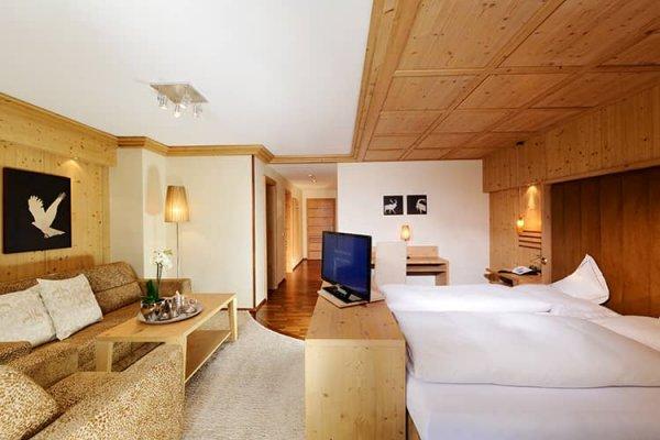 Viel Komfort in der Schafberg Suite