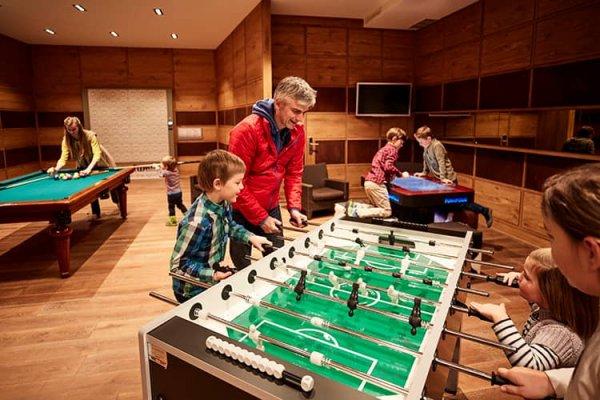 Optional childcare at Hotel Auriga