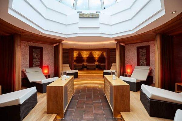 Wellnessbereich im Hotel Auriga