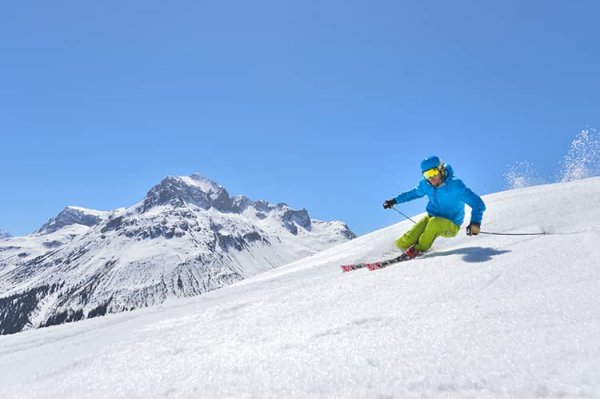 Best requirements for skiing | Lech Zürs Tourismus GmbH
