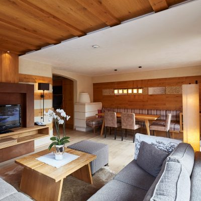 Fashionable apartments at the Arlberg