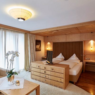 Exclusive rooms at hotel Auriga