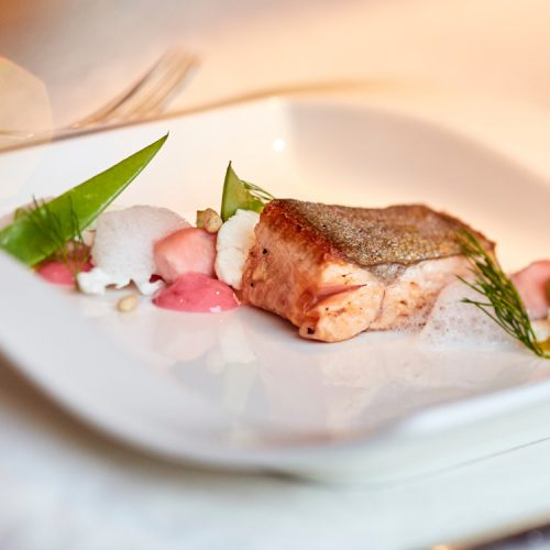 Bon appétit im Hotel Auriga