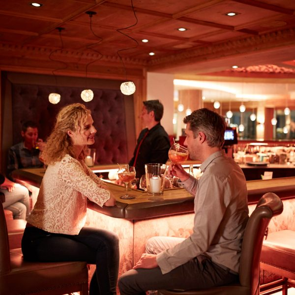 Enjoy your evening at the hotel bar