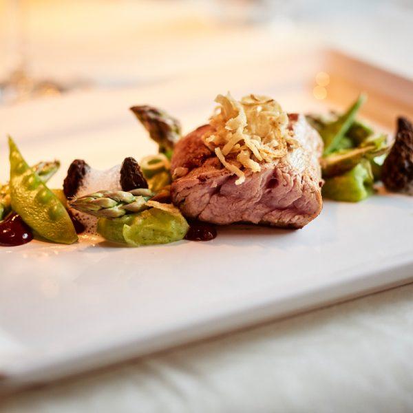 Kulinarisches Angebot im Hotel Auriga