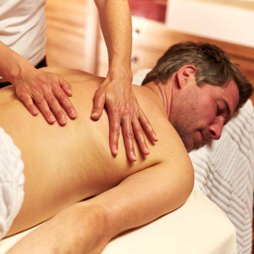 Wellness-Treatments im Spa