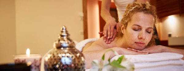 Wellness-Treatments fuer Koerper und Seele