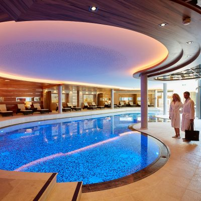 One of the biggest spa's at the Arlberg