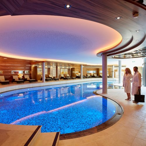 Wellness & Spa im Hotel Auriga in Lech