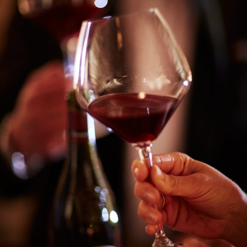 Perfekter Weingenuss
