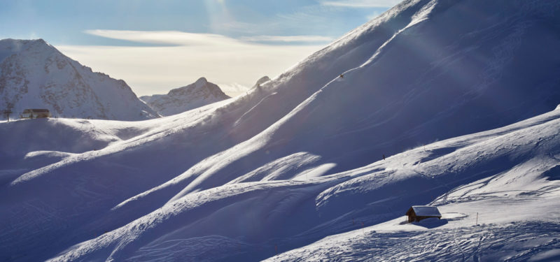Lech am Arlberg - Away from the ski slopes