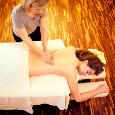 Hotel Auriga full body, partial body massage