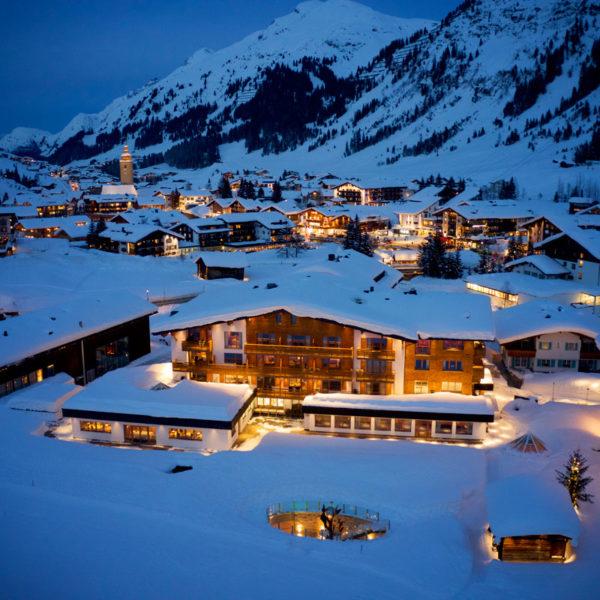Das 4 Sterne Hotel in Lech am Arlberg - Hotel Auriga