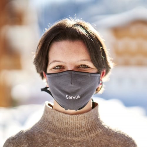 Mouth and nose protection at Hotel Auriga in Lech am Arlberg