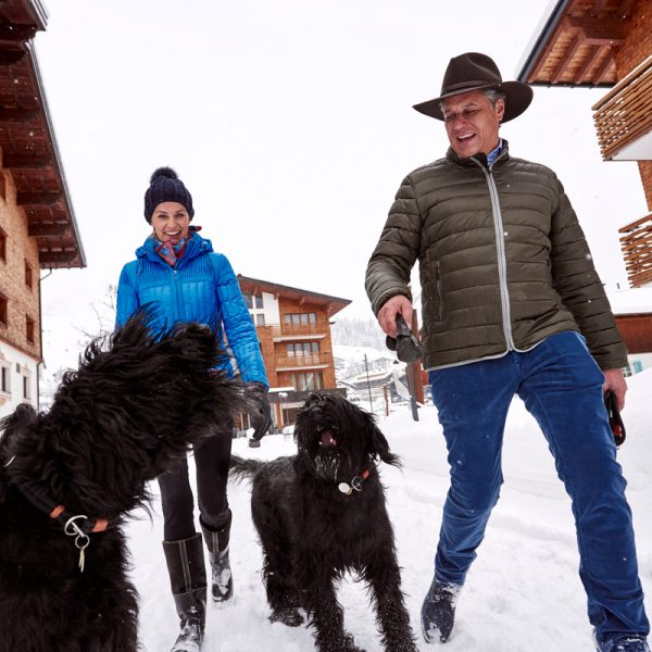Holidays with your dog at the Hotel Auriga