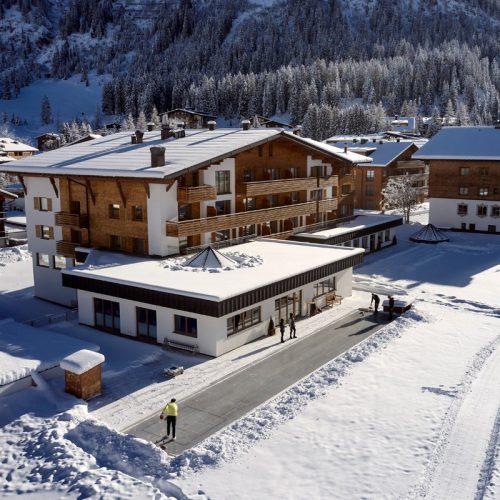 4 Sterne Superior Hotel Auriga perfekt für den Winterurlaub